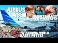 SUPER MANTAP! Garuda Indonesia A330 Business Class GA825 + HARRY POTTER World at Changi