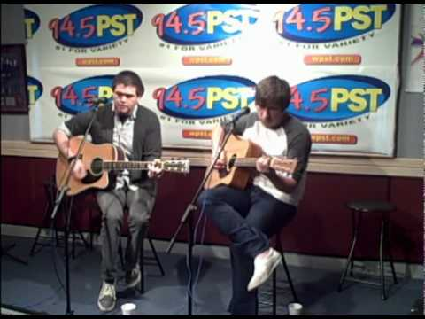 The Spill Canvas performs Our Song in the PST Live Lounge