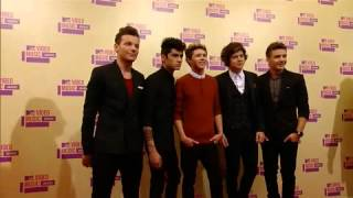 Download 'One Direction' on the Red Carpet MP3 song and Music Video