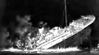 Le foto vere del Titanic, prima dell'affondo e nel momento dell'affondo!