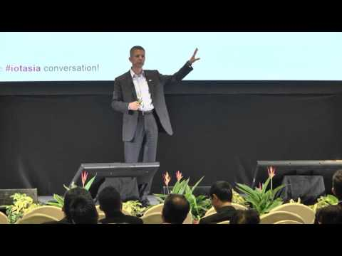 Bosch Software Innovations Keynote Address at IoT Asia 2016