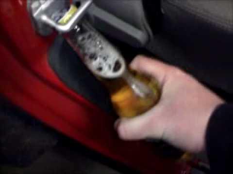 jeep wrangler jk bottle opener trick youtube. Black Bedroom Furniture Sets. Home Design Ideas