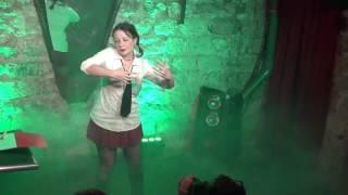 Miss Krueger by sadik sadie