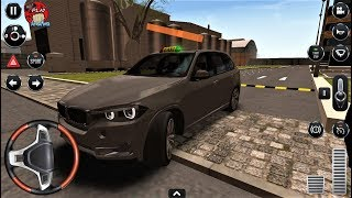 Taxi Sim 2016 Araba Oyunu #10 - BMW Simulator Belgrade || Android IOS Gameplay