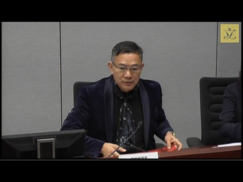 Select Comm to Inquire into Matters about Agreement between CY LEUNG & UGL Ltd(Pt1)(2017/04/25)
