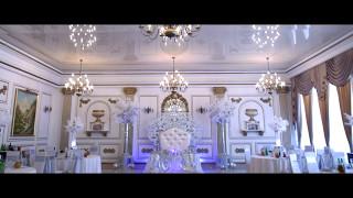 Декор свадьбы CRYSTAL DREAM, оформление выездной регистрации в Екатеринбурге