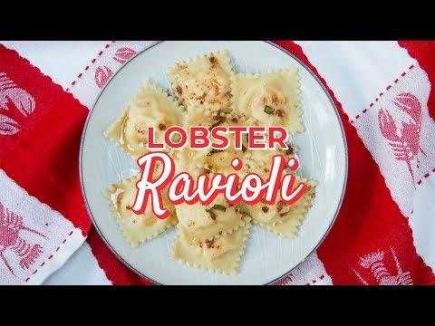 Lobster Ravioli Recipe
