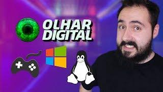 Linux e Games 2019 - Olhar Digital fez um artigo BOM ou RUIM?