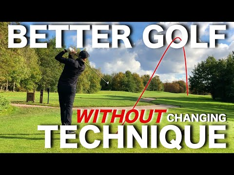 3 ways to play BETTER GOLF – WITHOUT changing your technique!