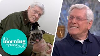 Crufts Commentator Peter Purves Visits Homeless Pups | This Morning
