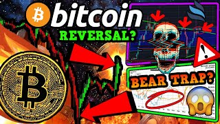 BITCOIN REVERSAL or BEAR TRAP?!! DON'T BE FOOLED!! Why BTC DEMAND is ABOUT to EXPLODE!!