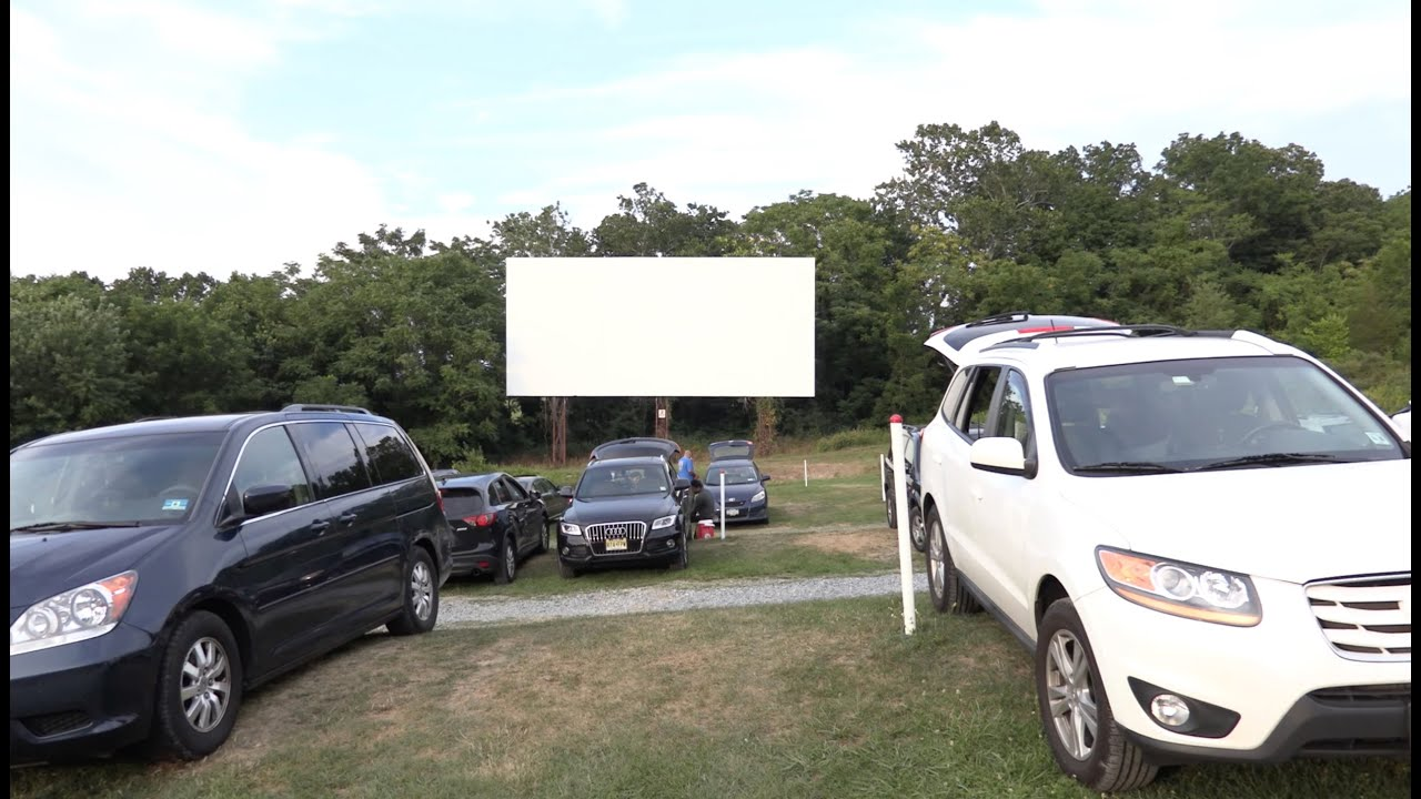 A Warwick Drive-In Experience - YouTube