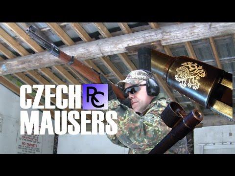 Czech K98k BRNO Mausers