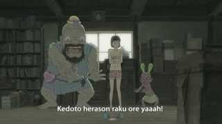REEL ANIME 2013 - A Letter to Momo Official Trailer