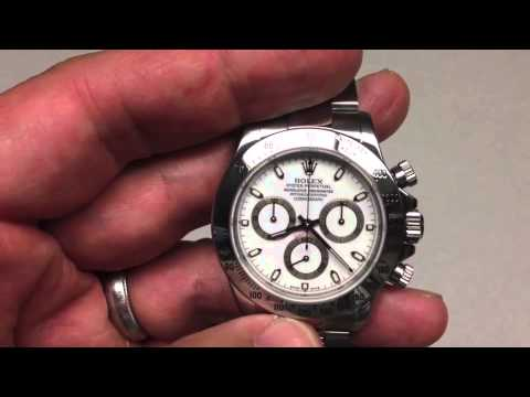 Thumbnail: Question Mark: The Rolex Daytona Watch