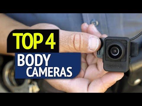 TOP 4: Body Cameras