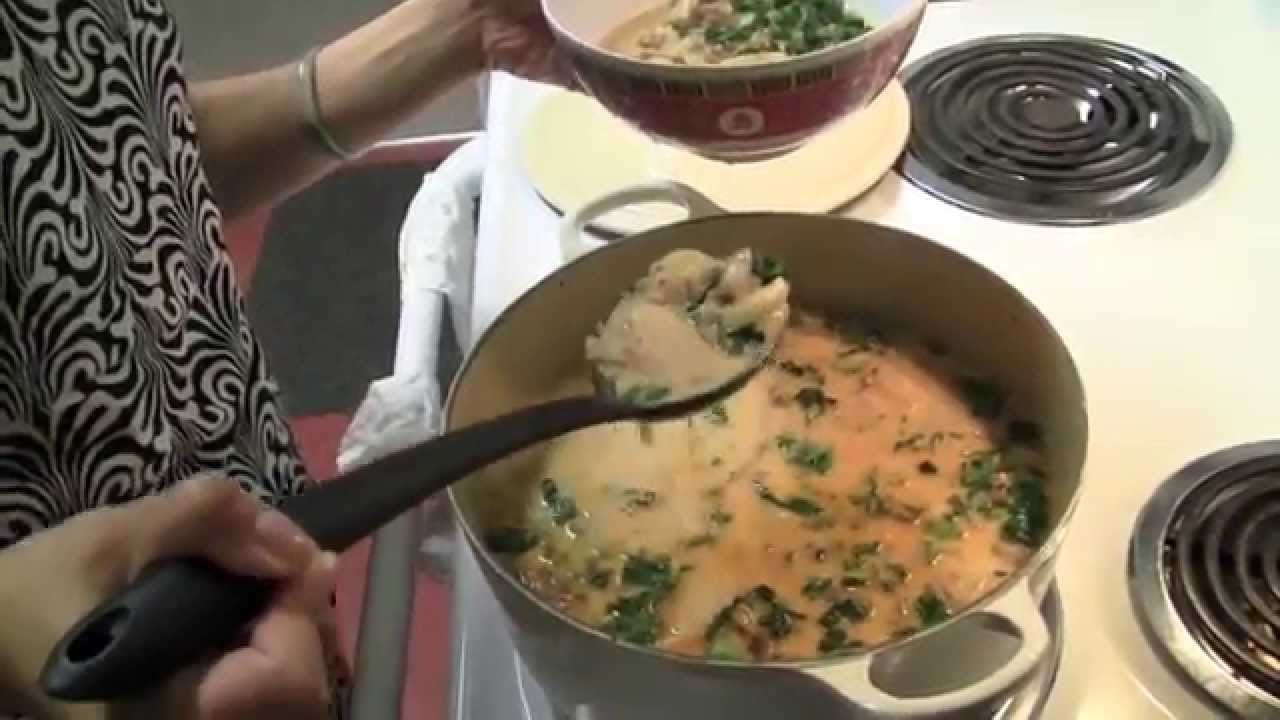 Olive Garden Zuppa Toscana Recipe - YouTube