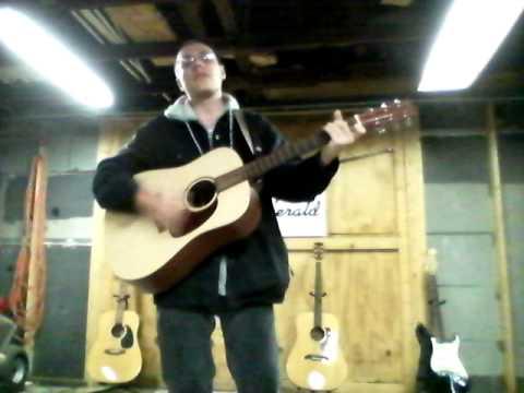 Hank Williams IV singing