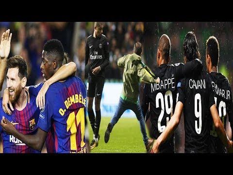 Messi se luce y Dembelé pide su Camiseta - AFICIONADO atacó a Mbappé - La MCN mete miedo en EUROPA - 동영상