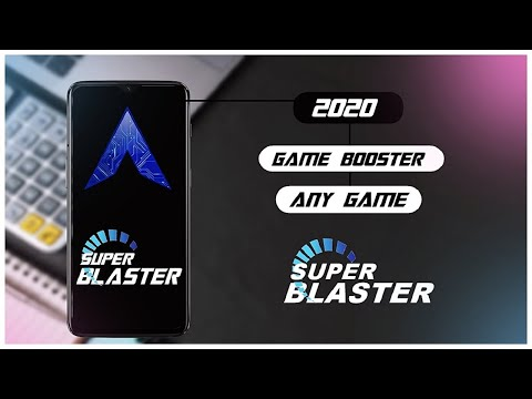 Best Android Game Booster 2020 🔥 || Super Blaster For Android Games Smooth Experience 🔥🔥🔥