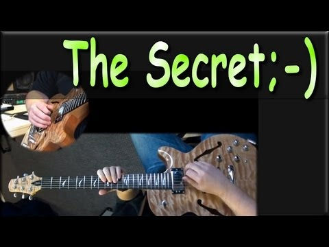 Jazz Guitar Secret: Triads On Guitar - You'll Get a Kick Out of This, Guaranteed.