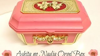 Ashita no Nadja 明日のナージャ Orgel Music Box Waltz 5 BANDAI