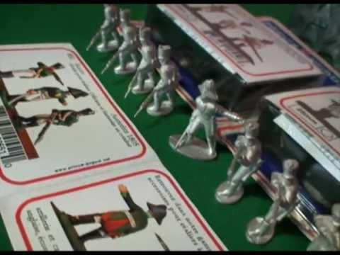 Рождение воина: изготовление оловянного солдатика 81
