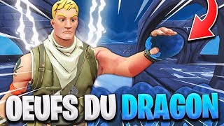 🎁 NEW GLITCH - HAVE DRAGON'S OEUFS! BRAE ON FORTNITE BR!