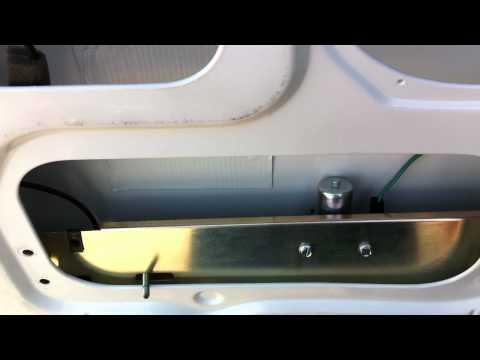 Dead Bolt Lock for vans