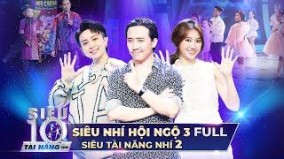 Siêu Tài Năng Nhí Mùa 2 - Hội Ngộ 3 Full HD