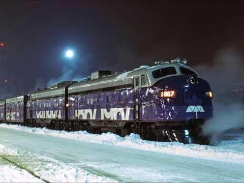 """confederation-train""---hank-lariviere-(hank-rivers)"