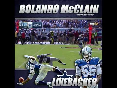 Rolando McClain Interception