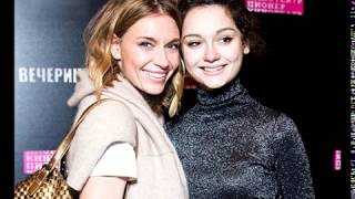 Любовь Толкалина с дочерью и другие гости премьеры фильма Вечеринка