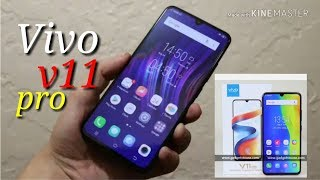 vivo V11 (V11 Pro) - Full phone unboxing and review smartphone prices  25990.