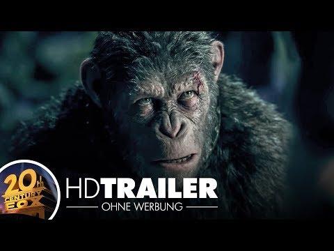 Planet der Affen: Survival | Trailer 2 | German Deutsch HD (2017)