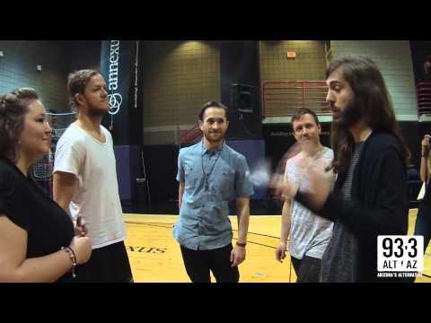Imagine Dragons Correspondents Winners Interview