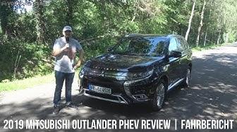 2019 Mitsubishi Outlander PHEV Fahrbericht Test Review Fahreindruck Preis Leistung Voice over Cars