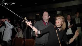 Իրանցիները՝ Մոինի երևանյան համերգին; ایرانیان در کنسرت معین در ارمنستان