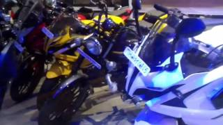Bajaj Pulsar RS200 All Colors review