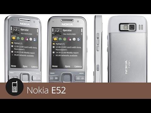 Retro: Nokia E52