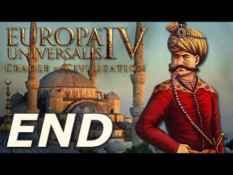 Europa Universalis IV: Cradle of Civilization | Aq Qoyunlu - END