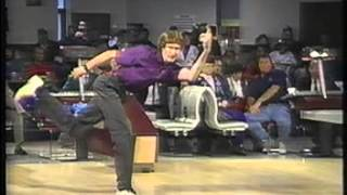 Hudy Delight KIng Of TV Bowling Scott Kramer Vs. Ron Bohnert Cincinnati Ohio