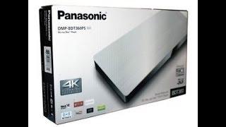 BLURAY PANASONIC 4K WIFI