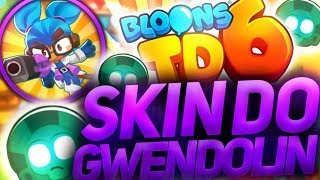 Bloons TD 6 [PL] odc.54 - Skin do Gwendolin !