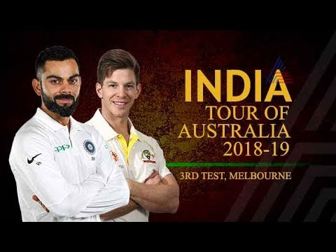 India vs Australia, 3rd Test In Melbourne; India Declare At 443 On Day Two