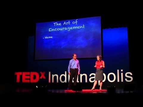 The invisible learning environment: Dante Ventresca and Rebecca Hutton at TEDxIndianapolis