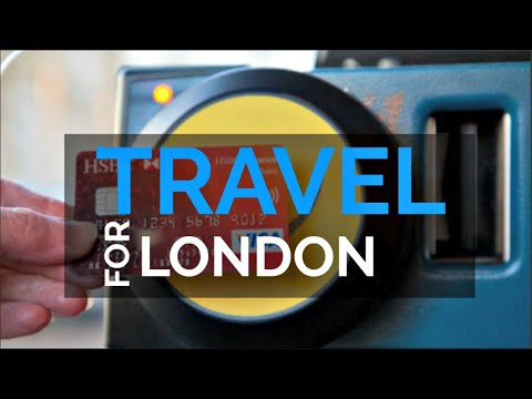 London Travel Tips. How to Use  London Transport Cheap