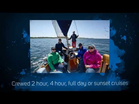 Sailing Yacht Charter In Newport RI -  Sail On Hope San