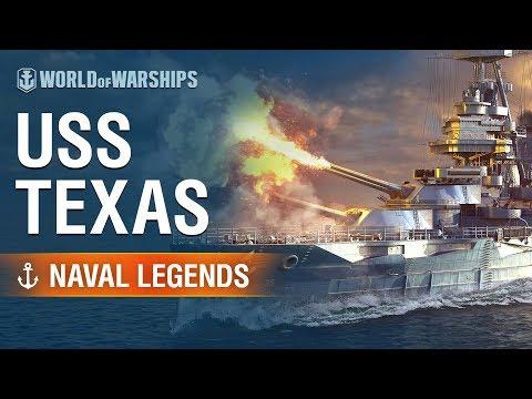 Naval Legends - USS Texas