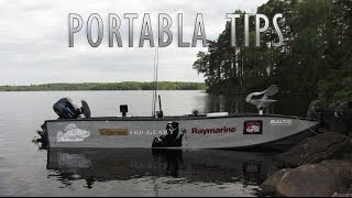 Repeat youtube video Portabla Tips för Porta-Bote